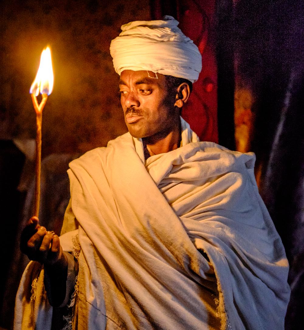 Mai mult de jumatate din locuitorii Etiopiei sunt crestini ortodocsi