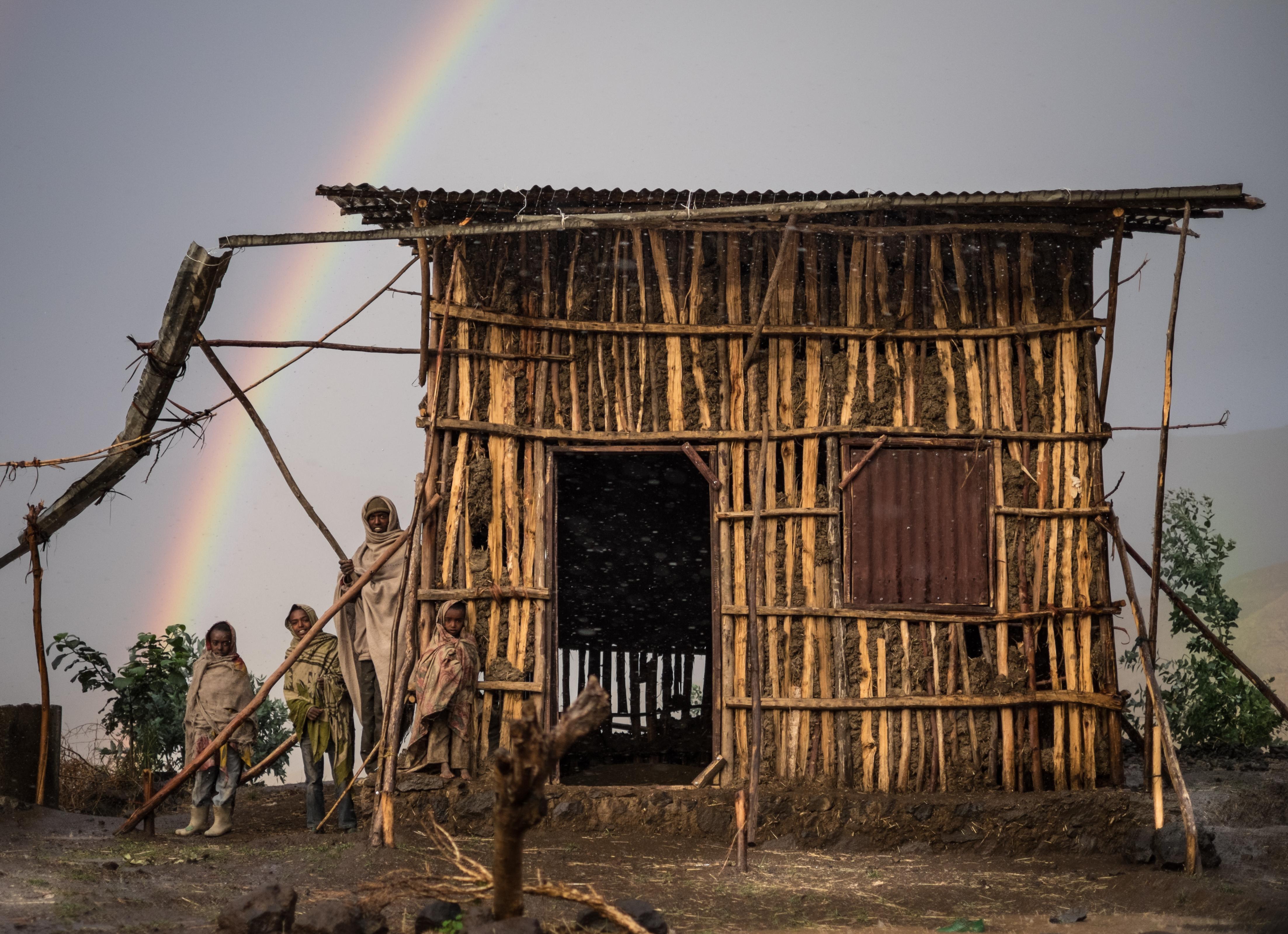 Viata din nordul Etiopiei