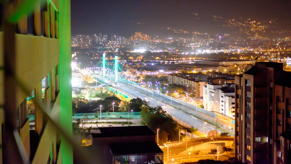 Medellin,Columbia. Orasul lui Pablo Escobar