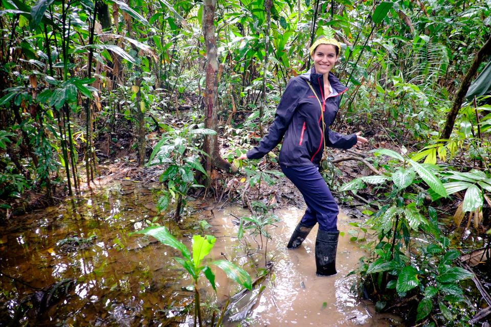 Peru. In cautare de sarpe Boa in padurile scufundate ale Amazonului