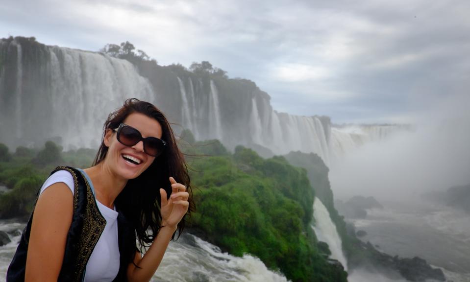 Brazilia, Iguasu Falls