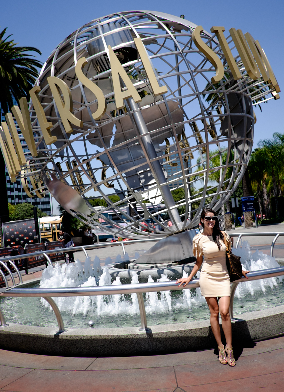 SUA. Los Angeles, Universal Studio