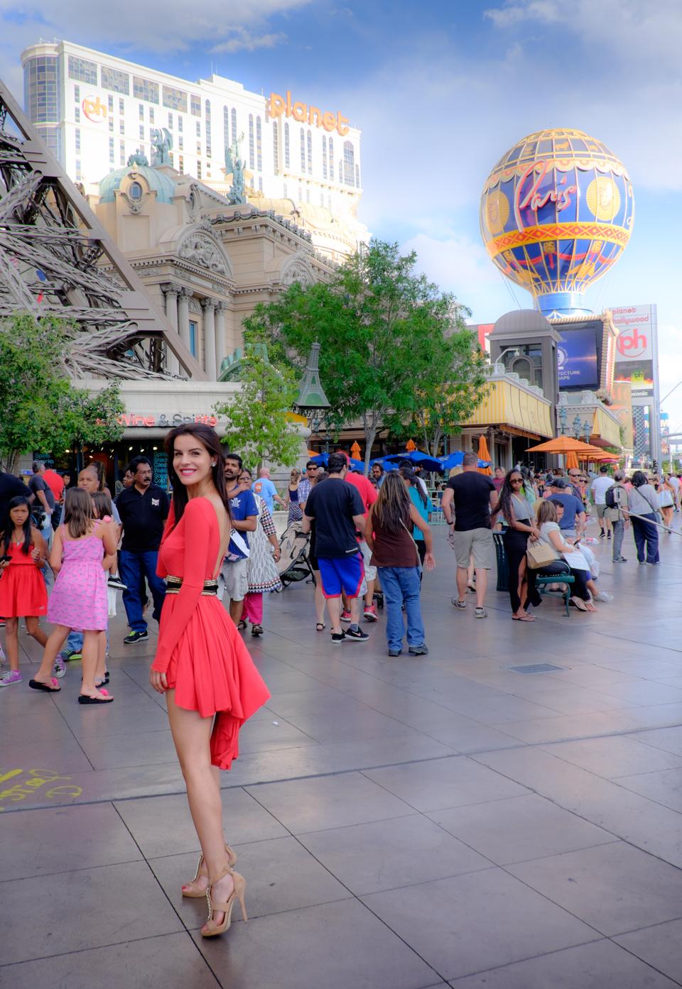 SUA, Las Vegas