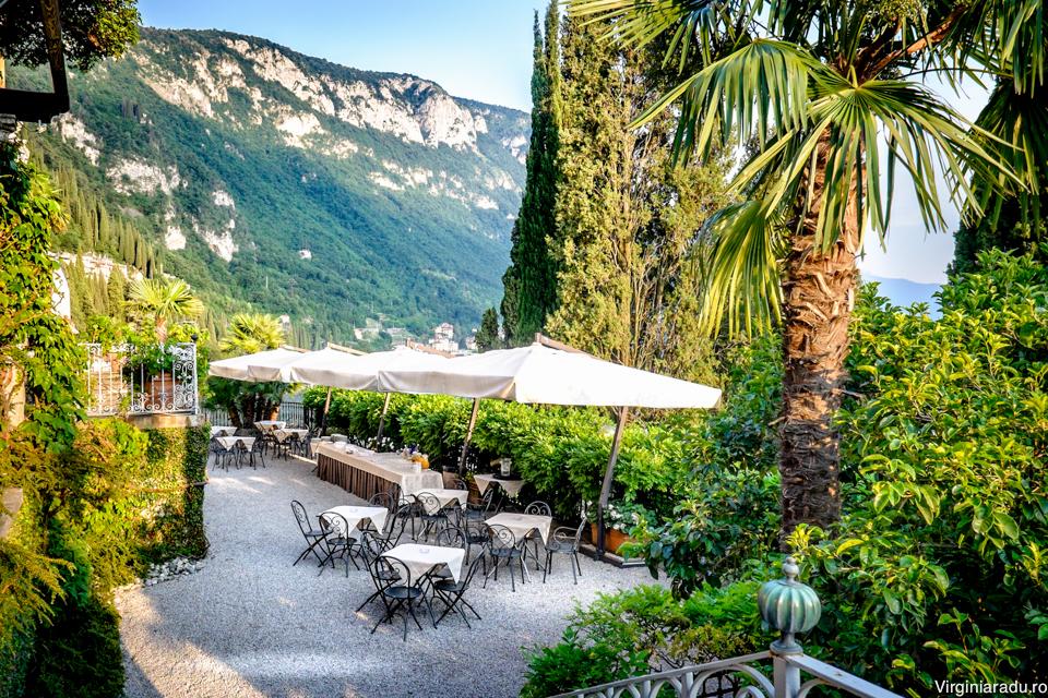 Restaurantul de la Villa Cipressi