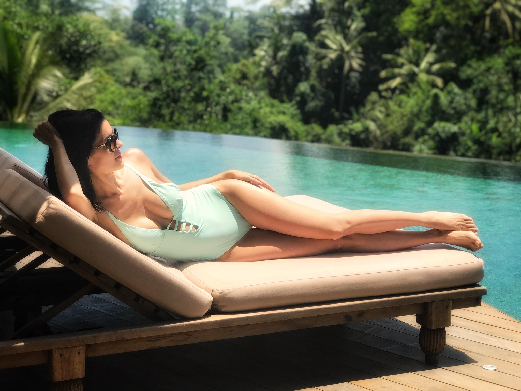 Prima zi in Bali. Relaxare maxima!